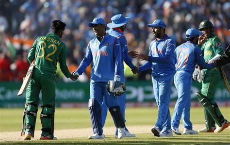 india vs pakistan india vs pakistan icc chions trophy 2017 schedule