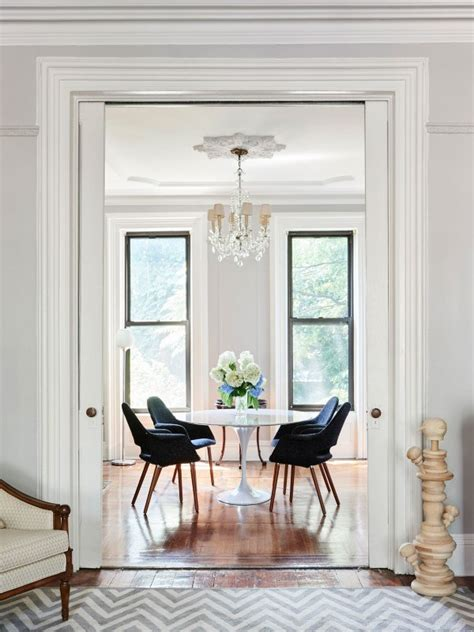 the dining room brooklyn the classic tulip table is perfect everywhere the tao of