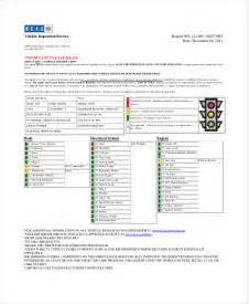 Inspection Report Template by Free Vehicle Report 13 Free Pdf Word Documents