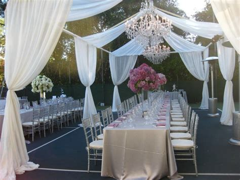 outdoor wedding draping 29 best images about draping on pinterest reception