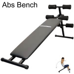 bench for abs workout weight lifting fitness workout folding abs