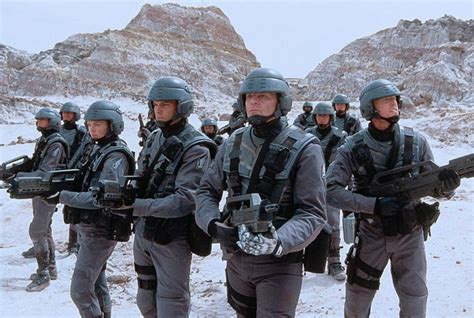Starship Troopers Original argentinos vs los bichos espaciales te acordas taringa