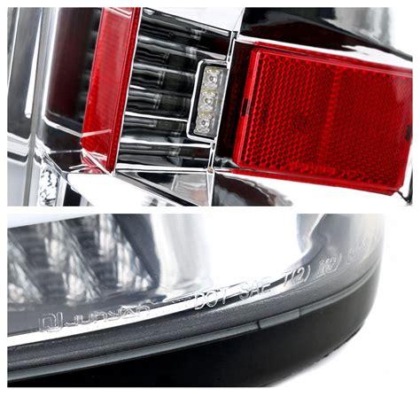 2014 2017 Chevy Silverado Led Bar Style Tail Lights 2014 Silverado Led Light Bar