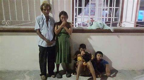 imagenes tristes familia la triste historia de la familia que perdi 243 todo en