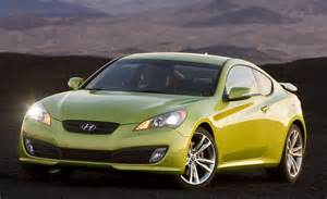 Hyundai Genesis Coupe 2010 3 8 Car And Driver