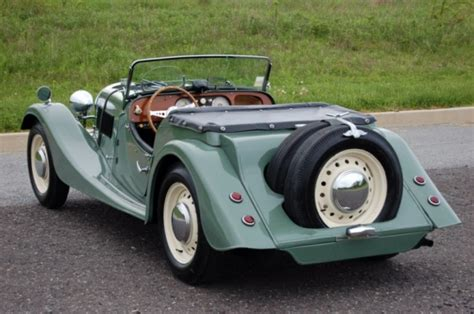 morgans for sale bat exclusive lovely 1953 4 roadster bring a