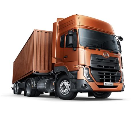 volvo launches ud trucks quester  growth markets
