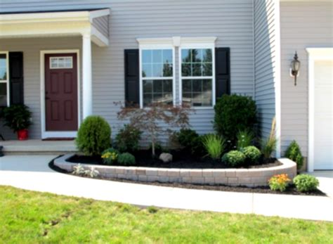 how to create low maintenance landscaping ideas for front yard homelk com