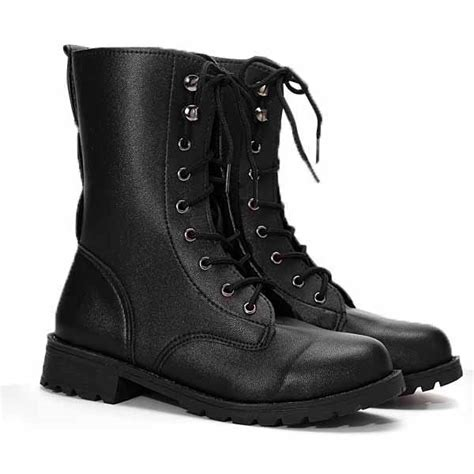 s cool black lace up boots us 29 32