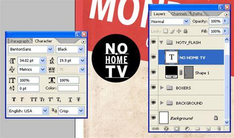 cara membuat poster retro zombie design cara membuat poster retro tinju di photoshop