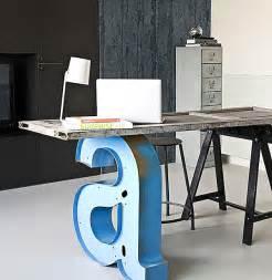 Industrial Office Desks Diy Office Desks For The Modern Home
