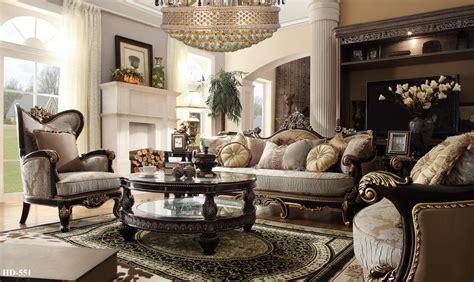 Homey Design Living Room Sets Homey Design Hd 551 Luxury Fabric Living Set Usa Warehouse Furniture