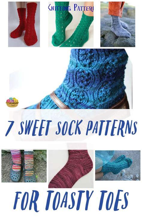 7 Sweet Looking Socks by Sweet Socks Jen S A Loopy