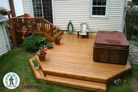 step   patio ideas  deck plan    medium