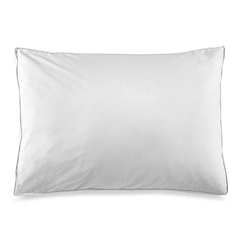 luxury bed pillows robin wilson home down alternative luxury bed pillow bed
