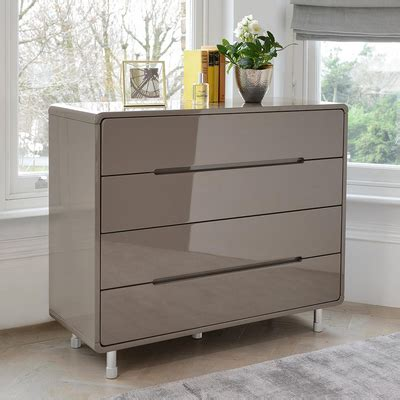notch wide chest of drawers dwell