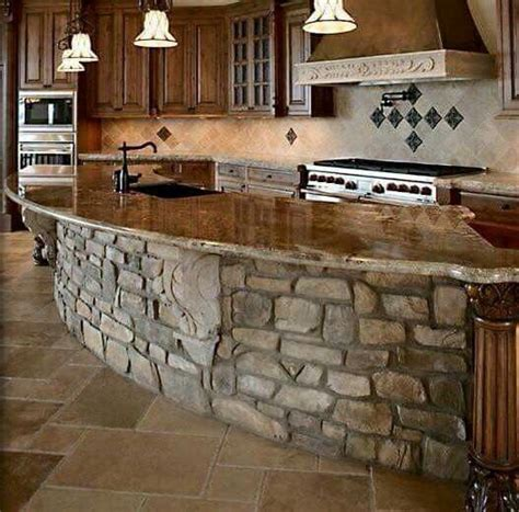 stone kitchen island 25 best ideas about barndominium on pinterest