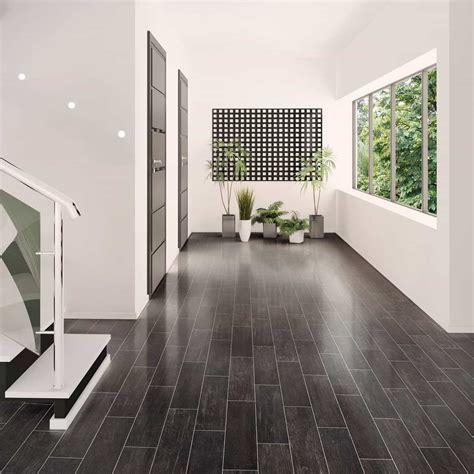 hallway with grey vinyl flooring maintenance tips for