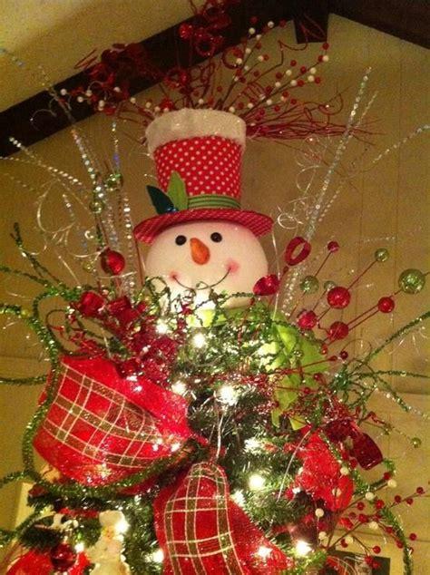 25 best ideas about snowman tree on pinterest snowman