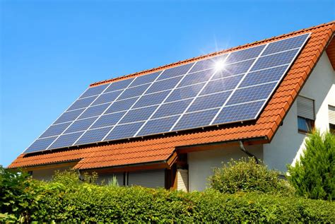 solar panels on roof what are the pros and cons of solar energy here s