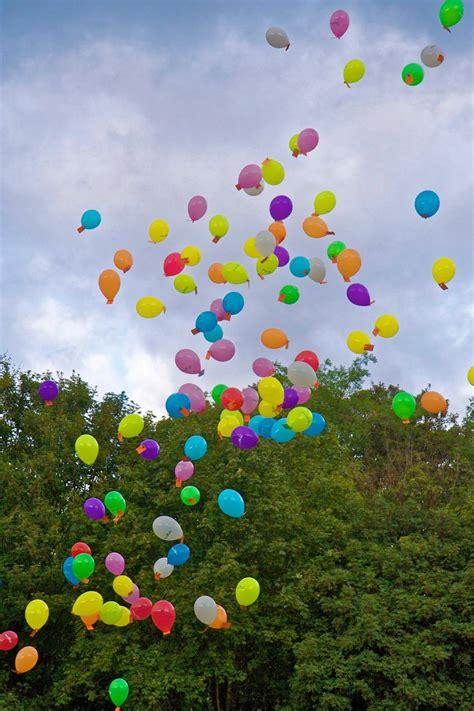 02945 Balon Birthday Balon Happy Birthday Set free images outdoor sky air balloon fly aircraft celebration decoration heaven