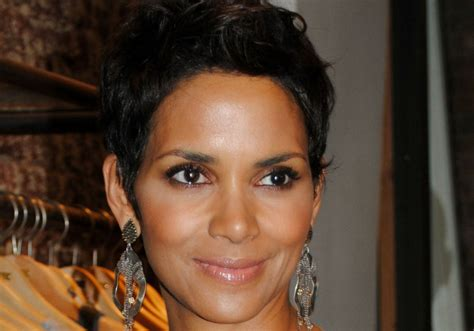 Halle Gets by Halle Berry Gets Hurt A Lot