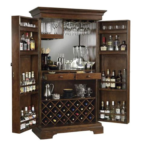 Liquor Cabinet With Lock by Raise A Glass Stylishly And Safely With This Locking