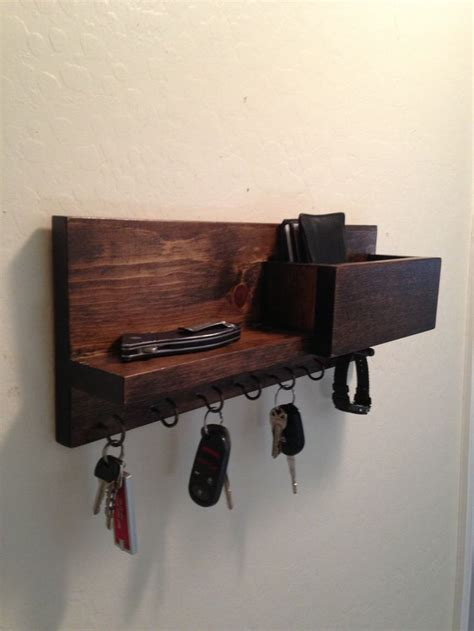 key holder wall 25 best ideas about mail organizer wall on