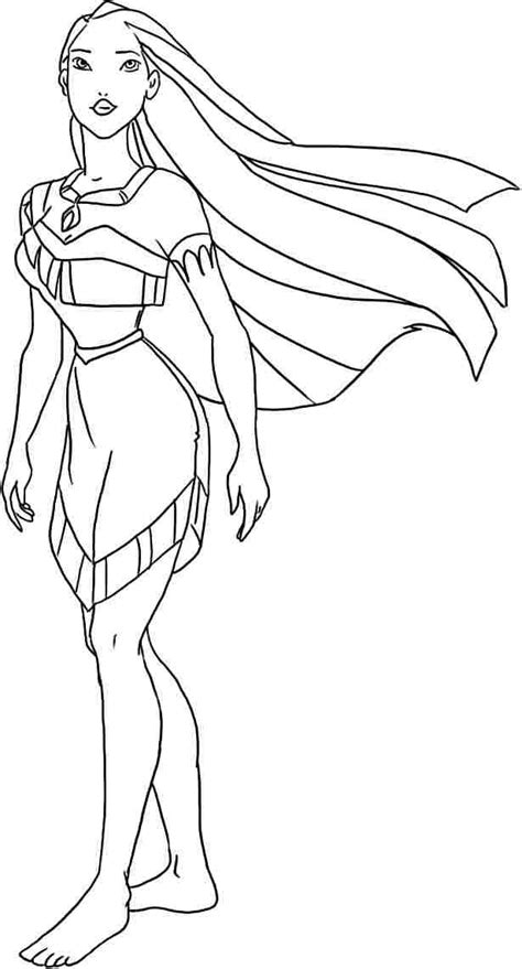 Best 25 Disney Princess Pictures Ideas On Pinterest Pocahontas Coloring Pages