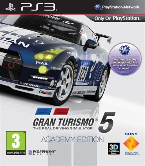 Ps3 Gran Turismo 5 gran turismo 5 academy edition ps3 zavvi