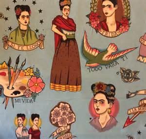 Amazon Upholstery Fabric Frida Kahlo Fabric Amp Decor
