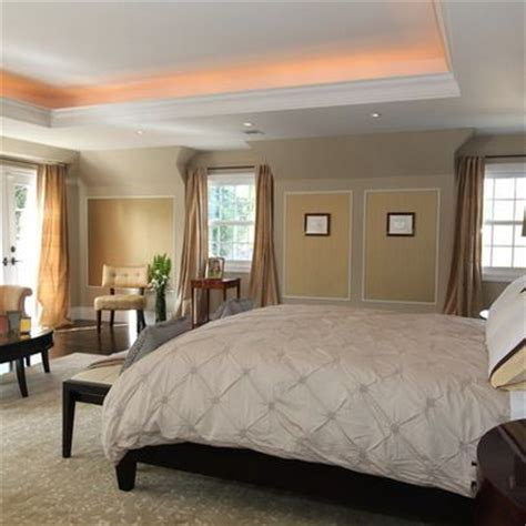 tray ceiling in master bedroom master bedroom style with coffered ceiling bedroom tray