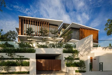 home design sg review rhythmic timber louvres line namly view house in singapore