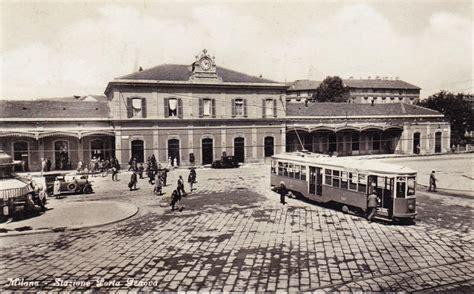 stazione di pavia indirizzo milanoneisecoli quando la ferrovia circondava la zona