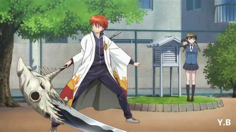 rin ne kyoukai no rinne official hd trailer anime 2015