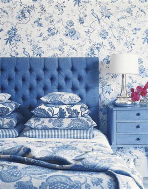 Blue Headboard by We Ve Got The Blues 10 Pieces Of Blue Bedroom Furniture