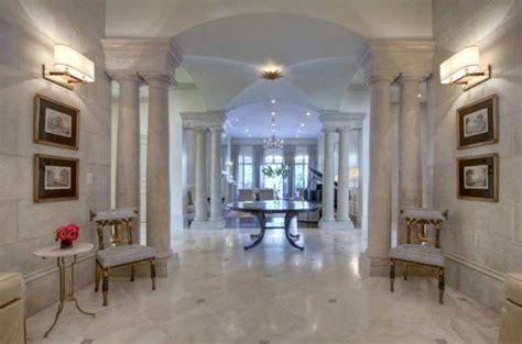 14 Ft Ceiling by 4 9 Million Inspired Mansion In Atlanta Ga With