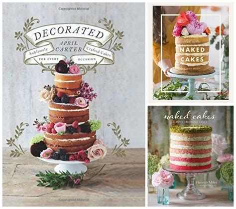 Best Books on How to Make Your Own Wedding Cake   Confetti