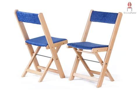 polster trösser x tra stuhl blau gepolstert klappst 252 hle de