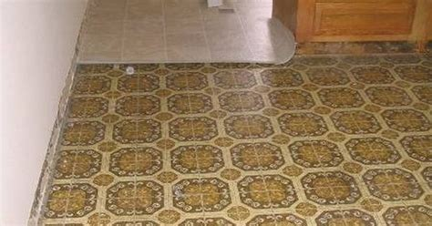 removing yellow stains from linoleum floors cleaning
