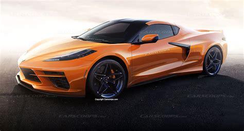 Chevrolet Corvette C8 2020 by New 2020 C8 Render Page 4 Corvetteforum Chevrolet
