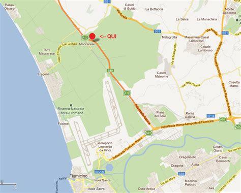 appartamenti ciino mappa aeroporto fiumicino mappa semplificata parcheggi