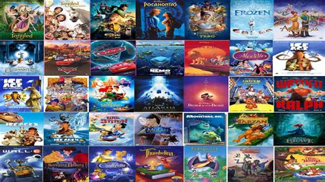 cartoon film a to z favorite animated movies by tangledxepicfan on deviantart