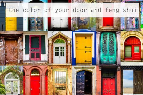 feng shui western facing front door colors tips feng shui untuk warna pintu utama rumah portal berita properti terkini