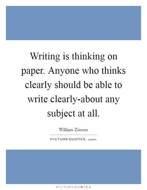 writing is thinking on paper writing is thinking on paper 28 images writing on