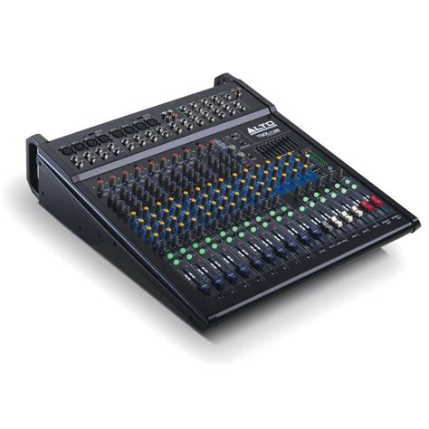 Mixer Alto Sound System alto tmx120fx powered mixer dv247