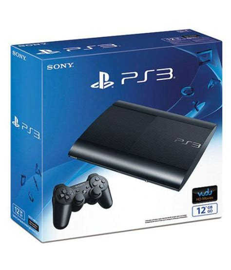 ps3 console prices buy sony playstation 3 12gb console at best