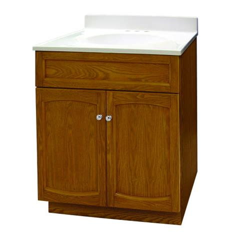 Menards Bathroom Vanity Cabinets by Designers Image Woodhaven 25 Quot X 19 Quot Transitional Style