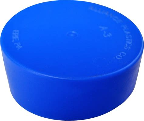1 Plastic Cap by 2 1 2 Quot Plastic End Caps