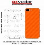 Image result for iPhone 7 Plus case Template Vector